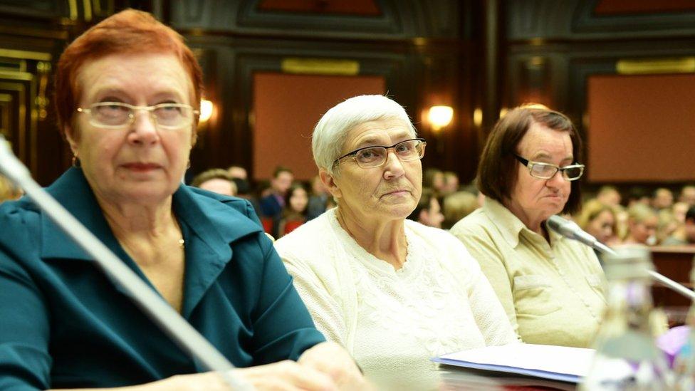Дети ГУЛАГа подали в суд на Госдуму. Они 70 лет не могут вернуться домой