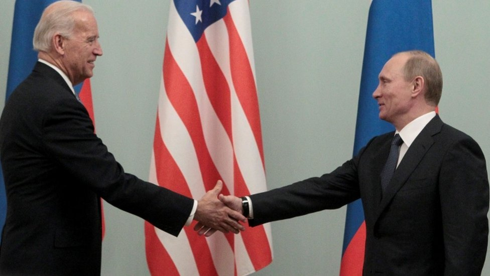 الرئيس الروسي فلاديمير بوتين يمكن أن يكون مصدراً كبيراً للإزعاج بالنسبة لبايدنِ