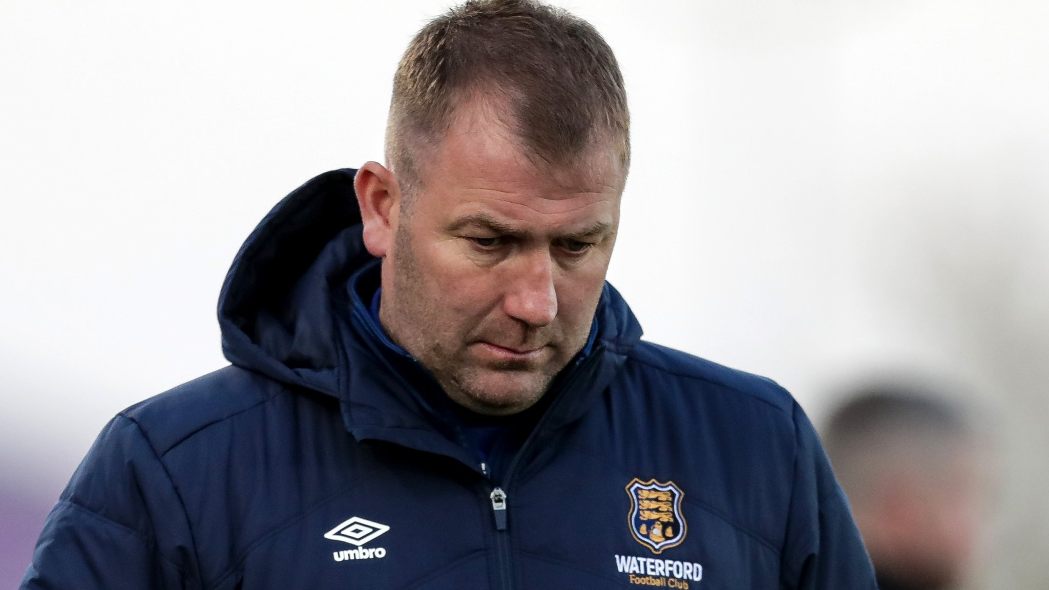 Alan Reynolds: Waterford manager in hospital after Tramore assault