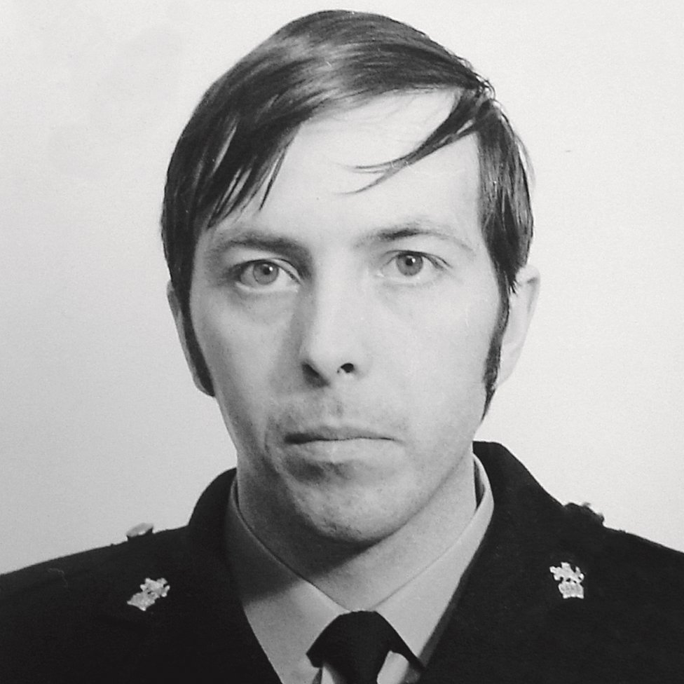 PC Norman Garnham