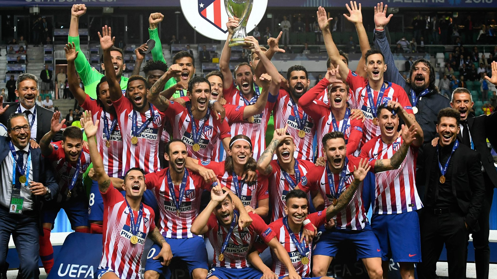 Atletico Madrid fined for third-party deal