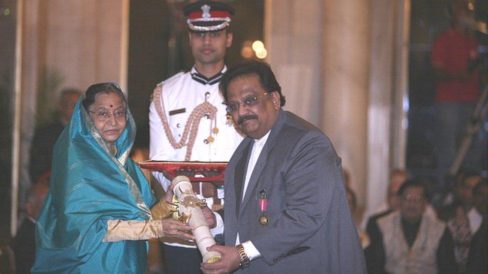 SP Balasubrahmanyam