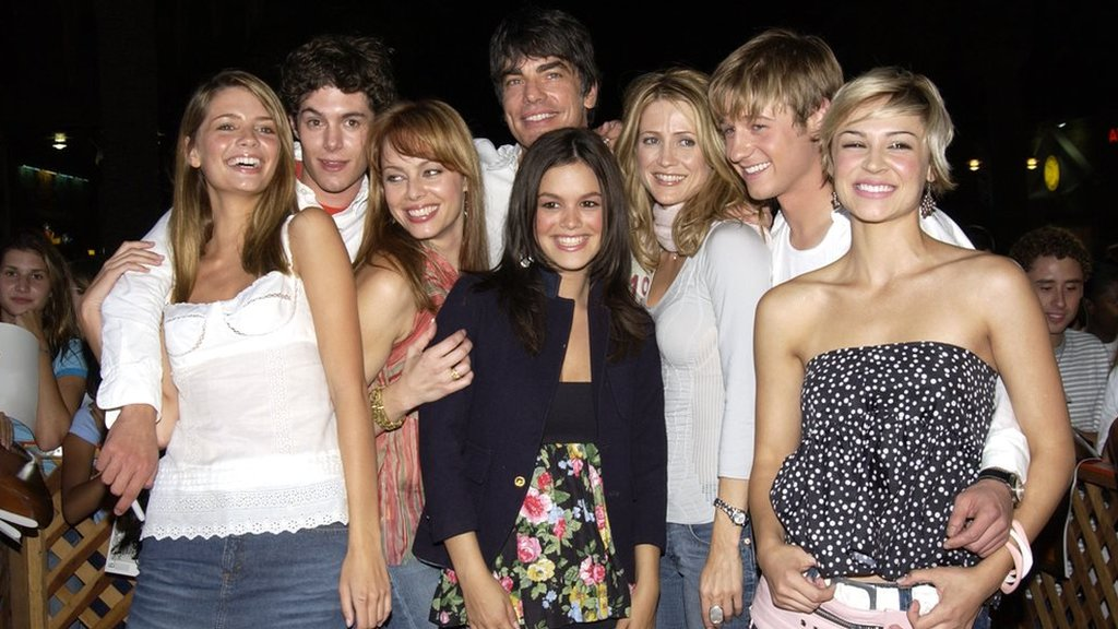 Cast of The OC