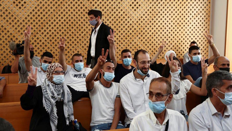 Верховный суд предложил компромисс выселенным палестинским семьям, из-за которых вспыхнул военный конфликт между Израилем и ХАМАС