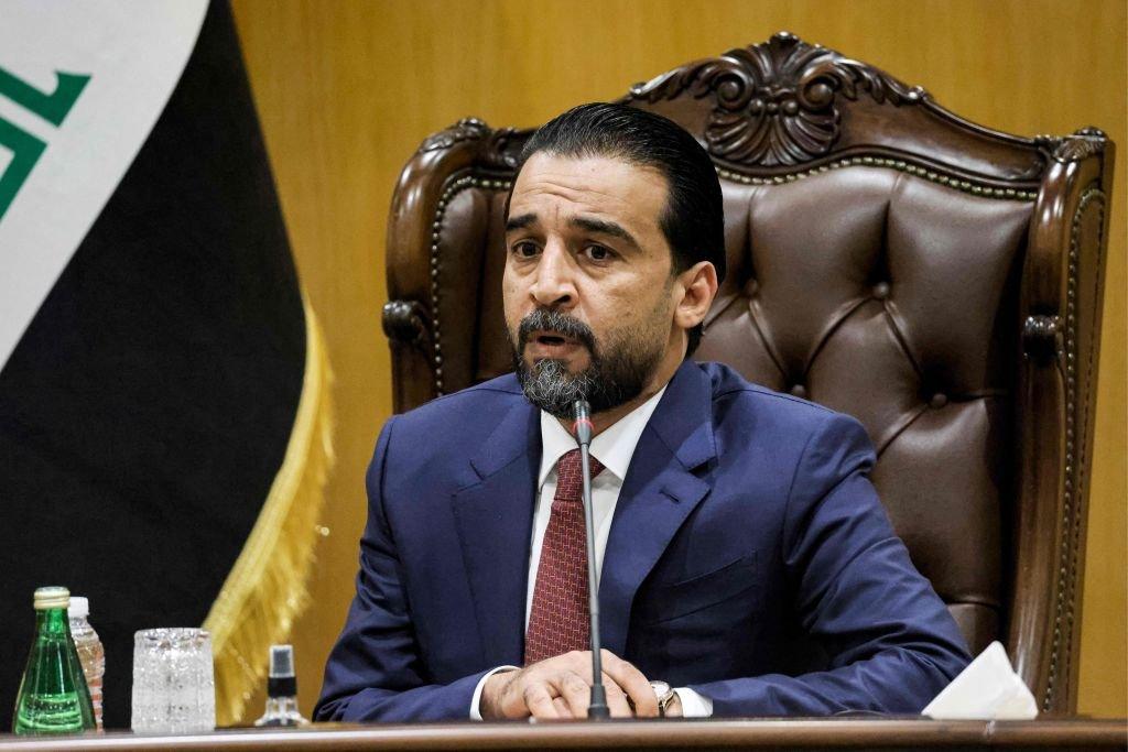 رئيس البرلمان محمد الحلبوسي