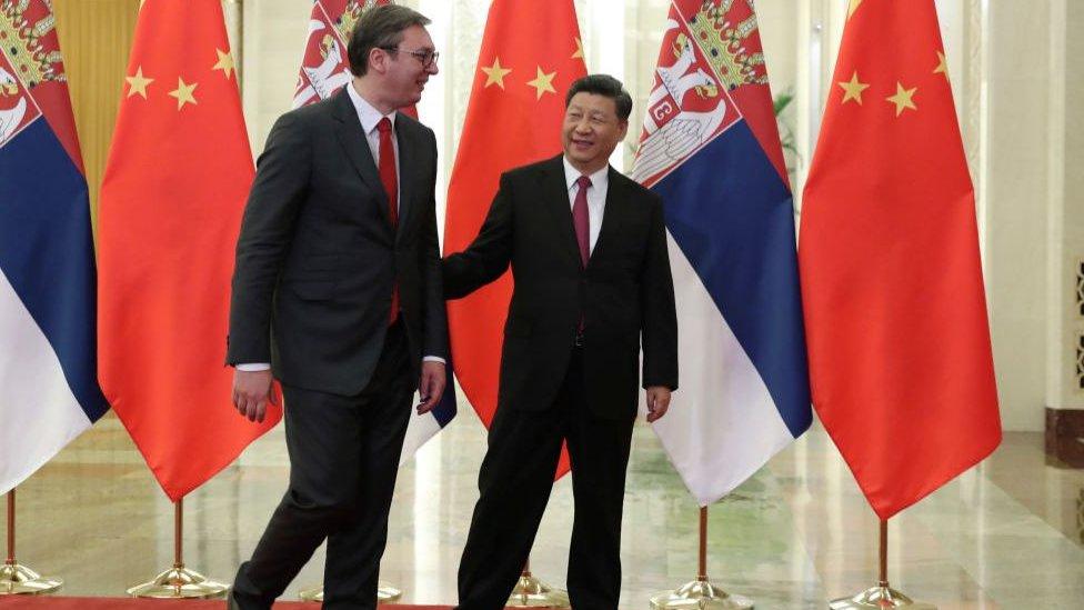El presidente serbio Alexandar Vucic ha expresado su agradecimiento al gobierno chino por su apoyo durante la pandemia del covid-19