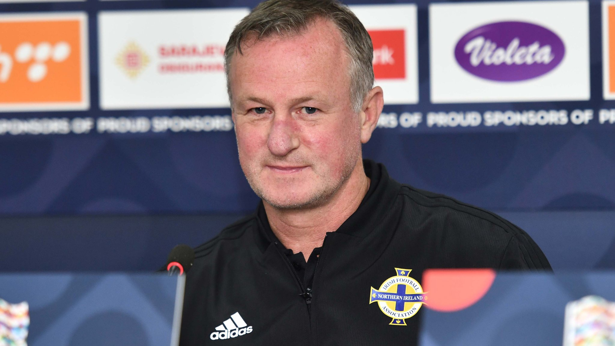 We can't be overpowered by Bosnia - Northern Ireland boss O'Neill