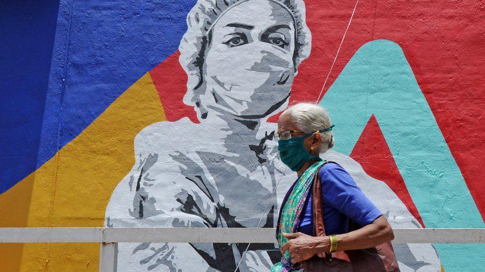 رغم ارتفاع حالات الإصابة بالفيروس في الهند إلا أن معدل الوفيات منخفض