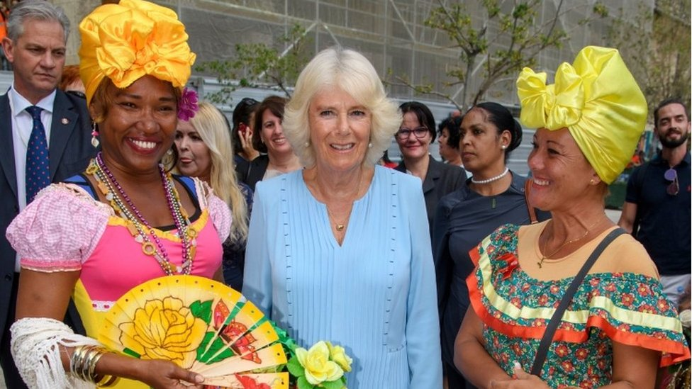 In pictures: Prince Charles and Duchess of Cornwall visit Cuba
