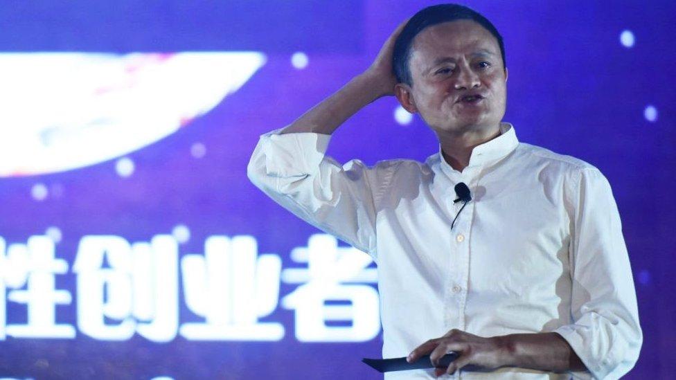 Jack Ma, creador de Alibaba