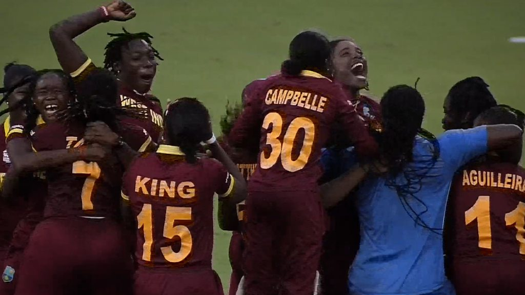 Women's World Twenty20: The inside story of West Indies' win in 2016