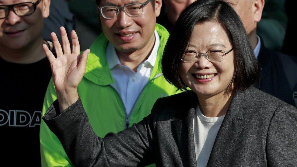 台灣總統蔡英文