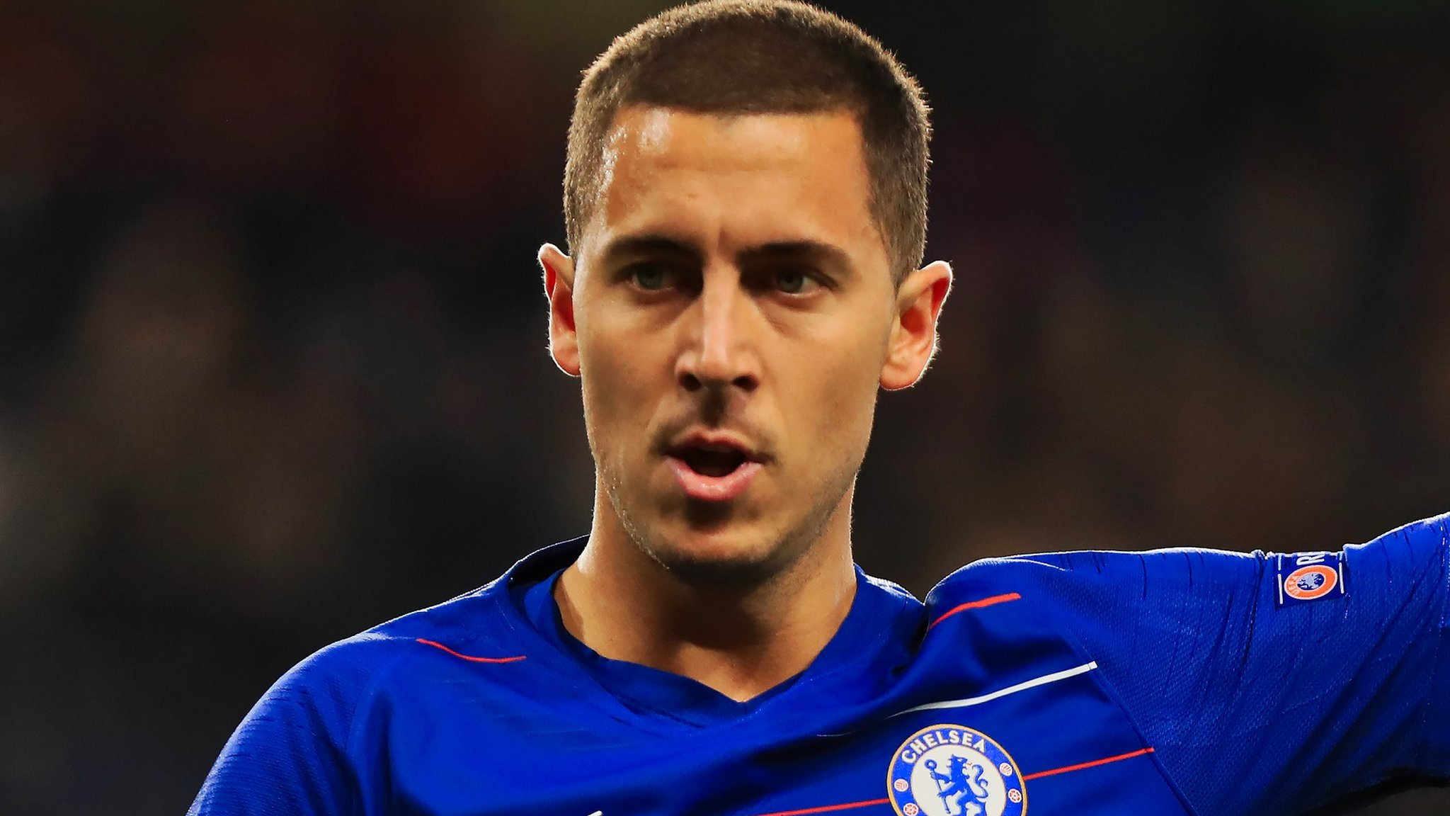Gossip: Hazard would not force Real Madrid move