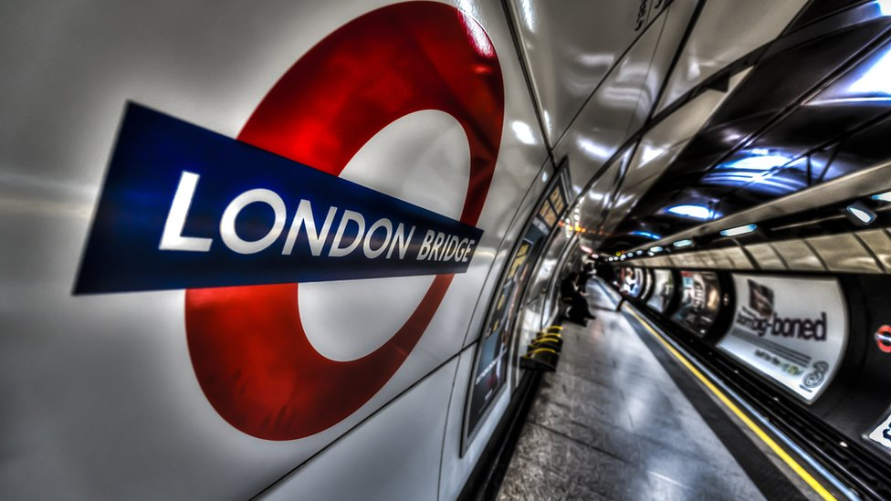 Fire safety rules breached at London Bridge Tube station