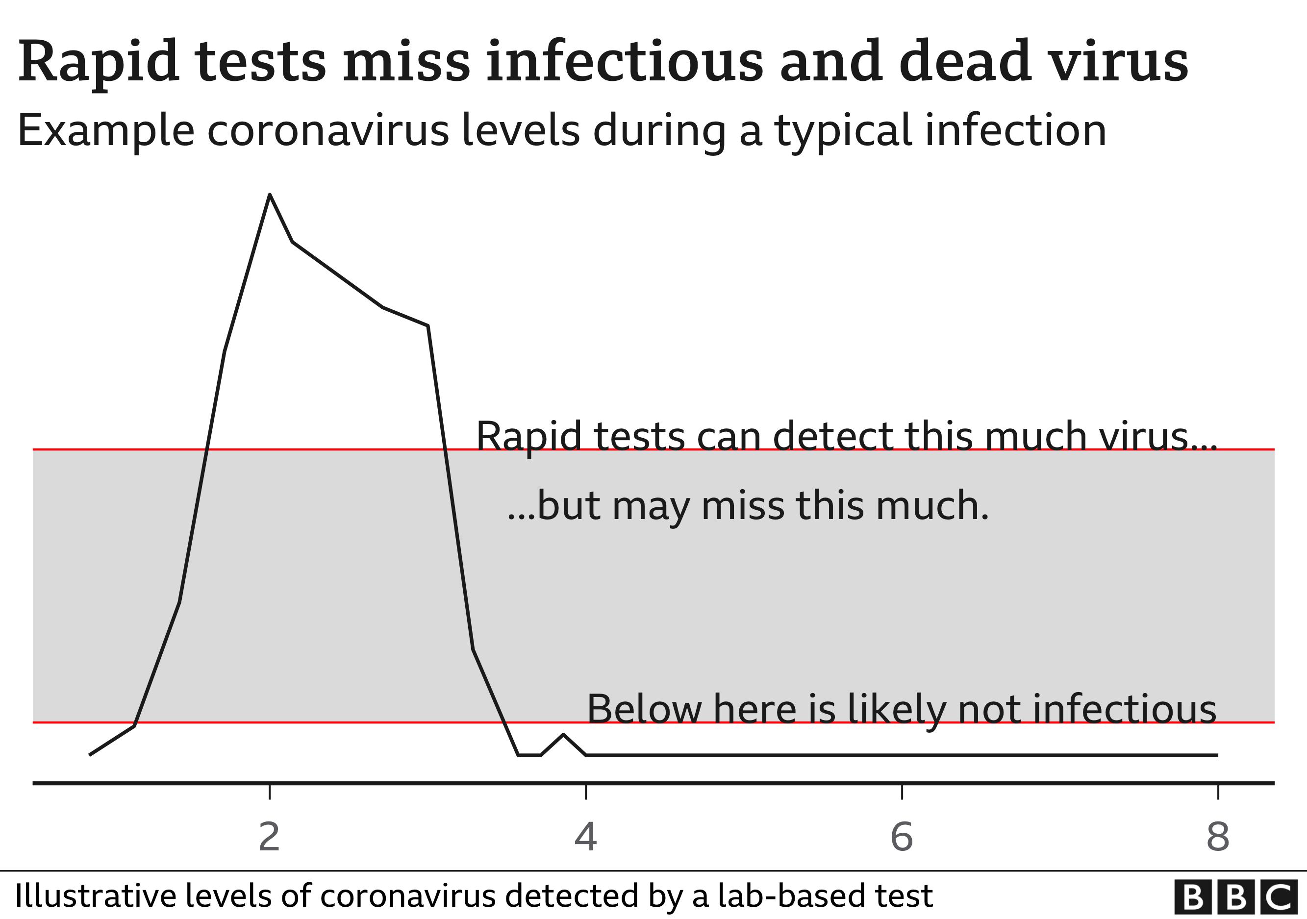 Covid: Rapid tests 'useful public health tool' thumbnail