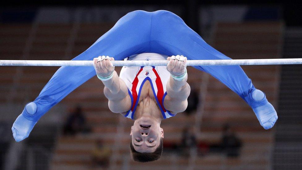 Олимпиада в Токио, день 5: бронза у дзюдоистки Таймазовой и гимнаста Нагорного, Байлз снова не будет выступать
