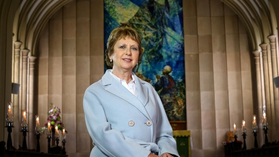Mary McAleese and the Man Who Saved Europe