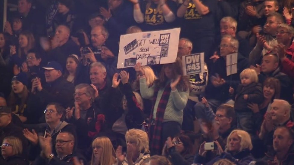 Poole Pirates fans