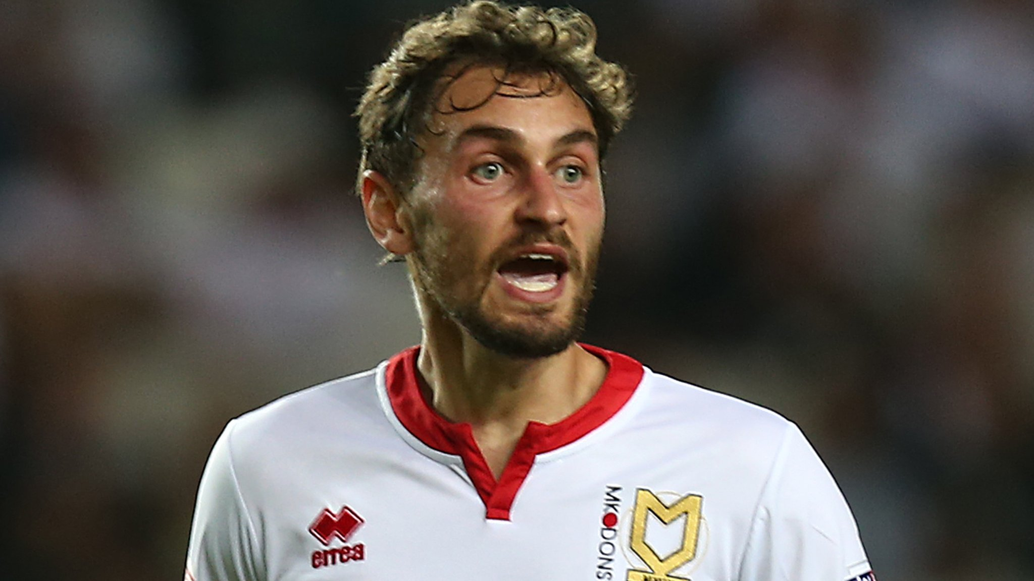 Upson joins Bristol Rovers from MK Dons