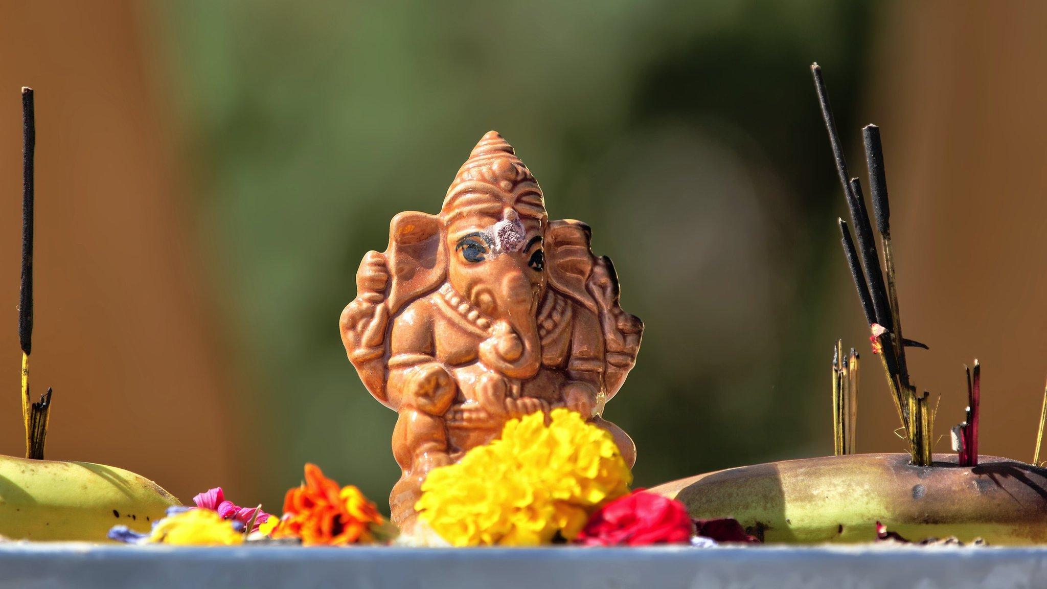 تمثال هندوسي