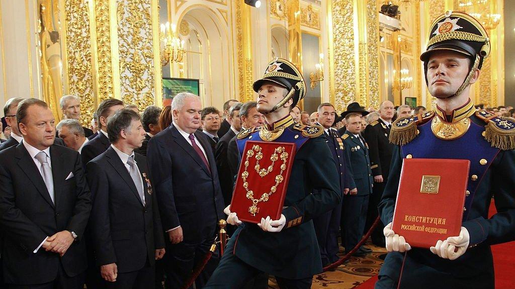 Новый Госсовет: зачем он нужен Путину?