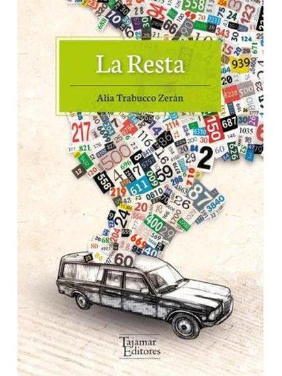 Carátula de La resta