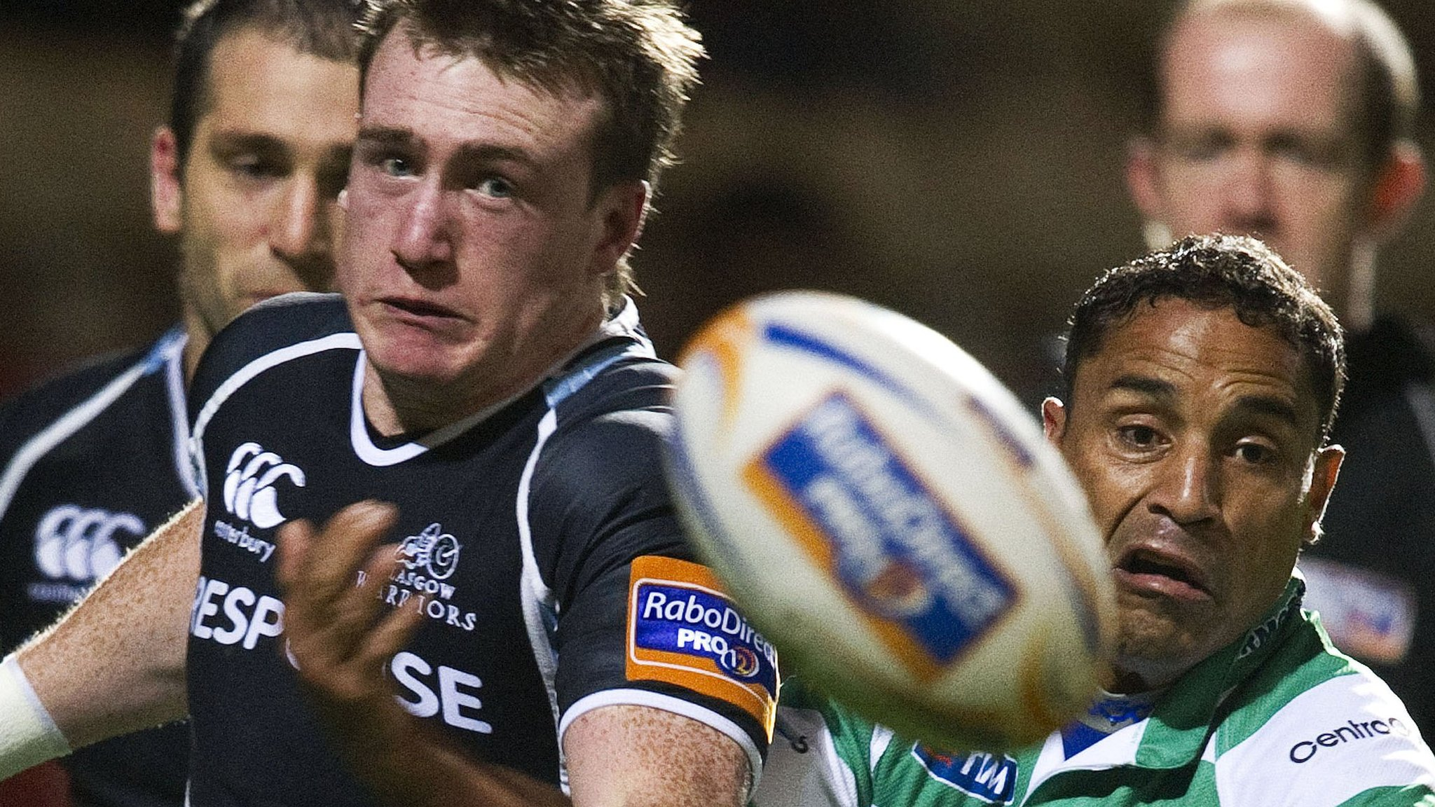 Stuart Hogg: Five best Glasgow moments