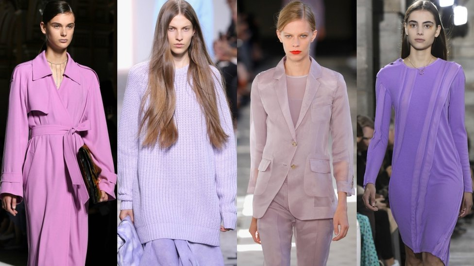 Purple hues for SS18