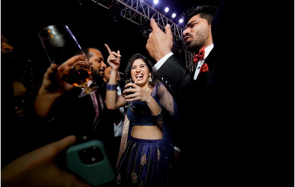Coronavirus How Covid 19 Has Changed The Big Fat Indian Wedding Bbc News