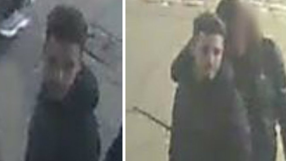 CCTV issued over New Year's Day attack in Edinburgh