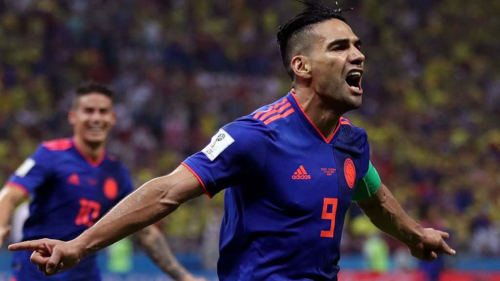 World Cup 2018: Colombia win 3-0 to end Poland's last-16 hopes