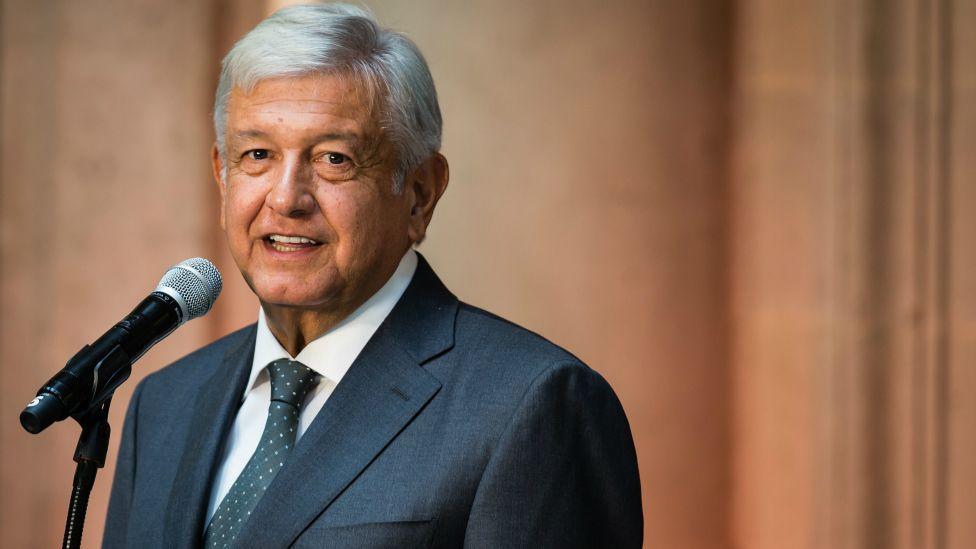 Andrés Manue López Obrador recibirá un lastre por el