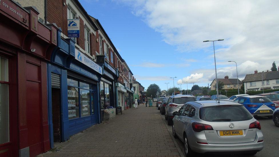 Wilson Road in Ely