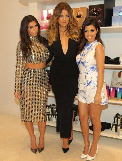 Kardashians Pull The Plug On Dash Fashion Stores Bbc News