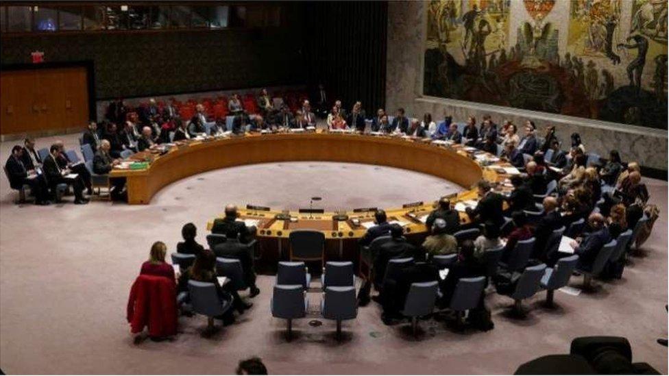 《印度時報》 發表了「德國、美國在聯合國安理會阻擋了反印度的議案」為標題的報道。