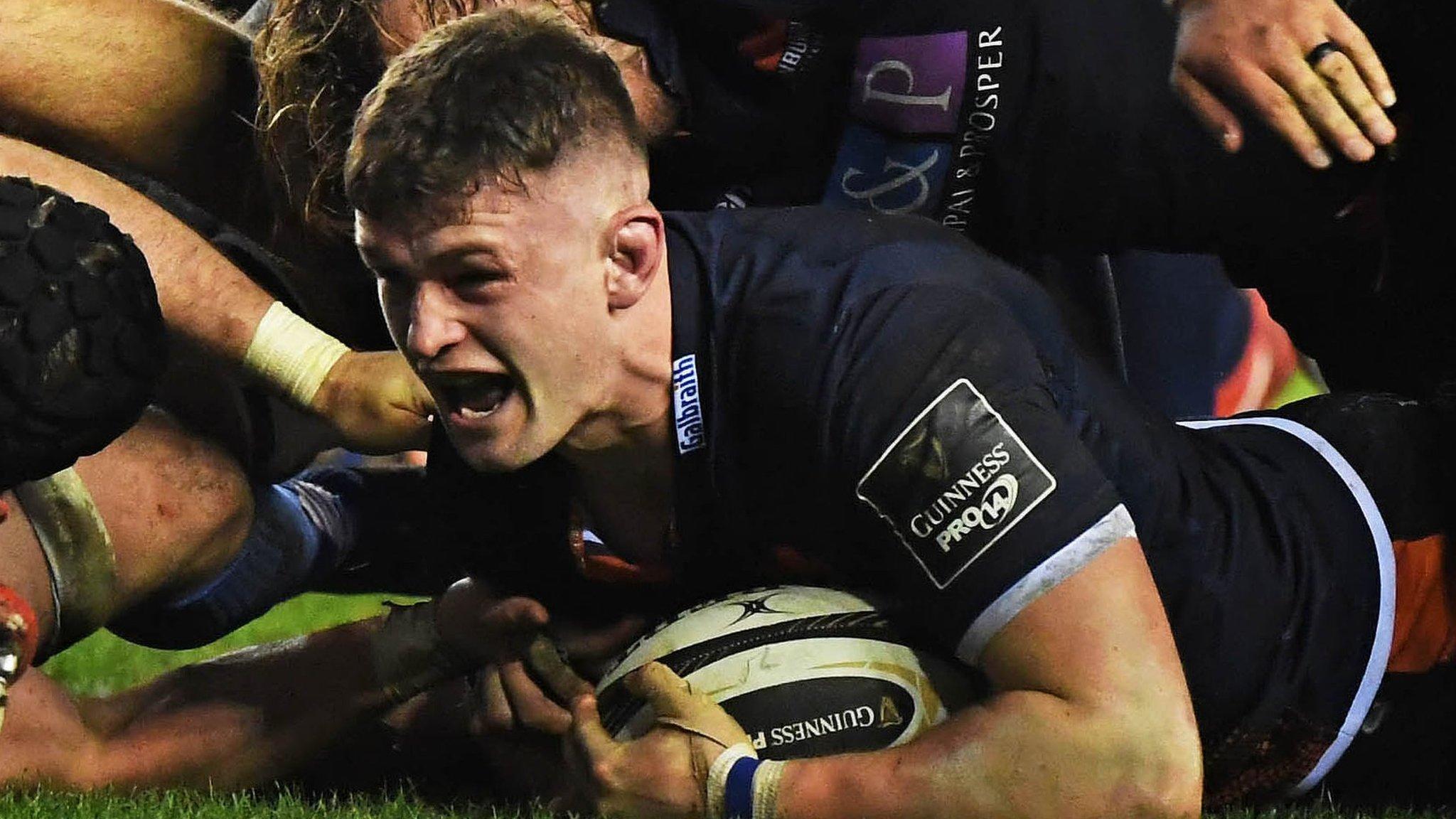 Edinburgh need to 'battle' to reach play-offs - Cockerill