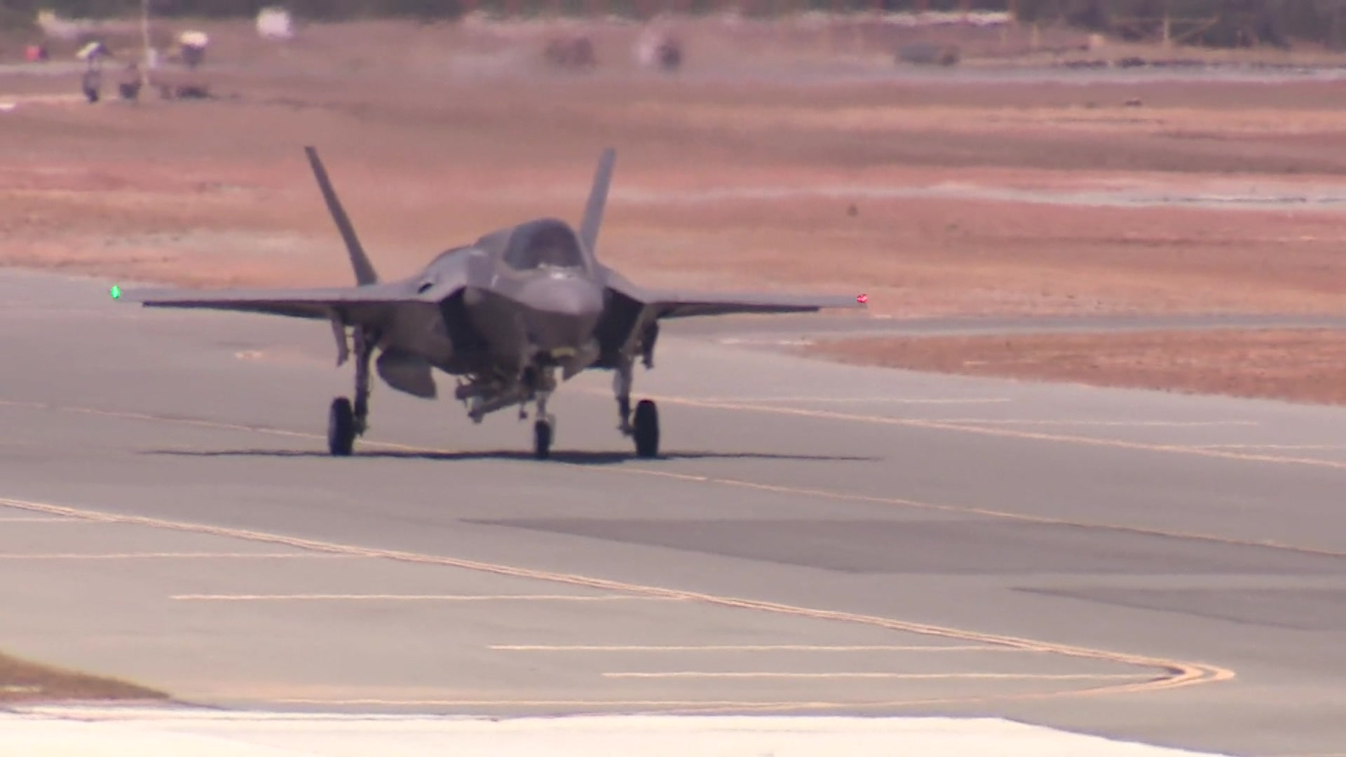 UK's F35 stealth jets fly first operational missions