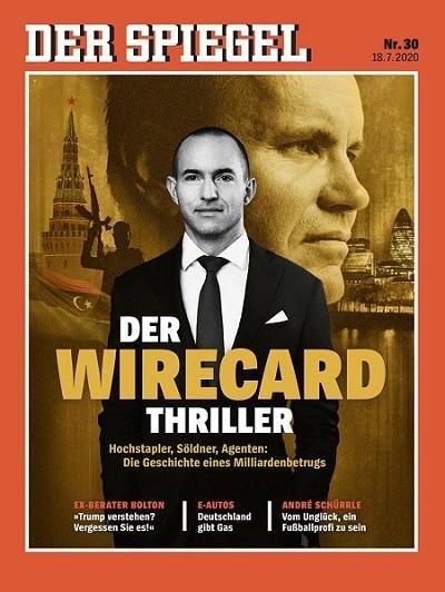 غلاف مجلة ديرشبيغل