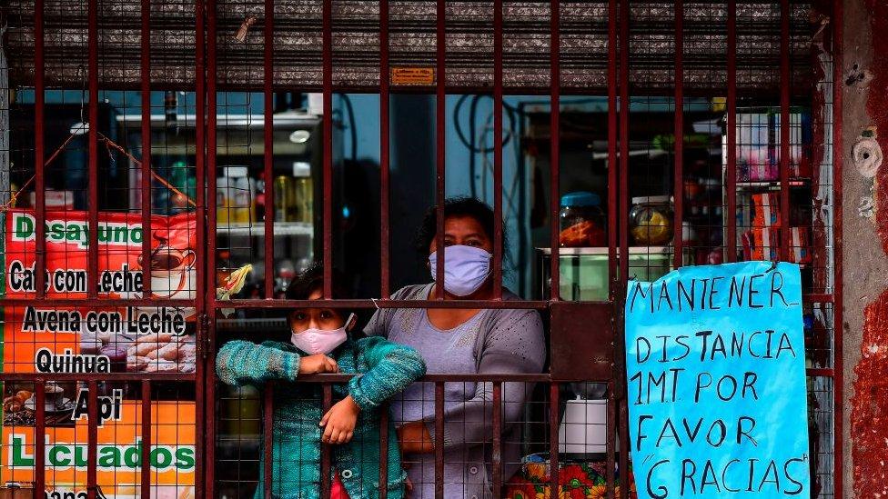 Tienda en Buenos Aires.
