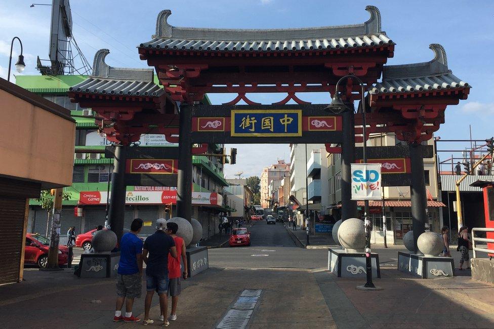 Chinatown in San Jose