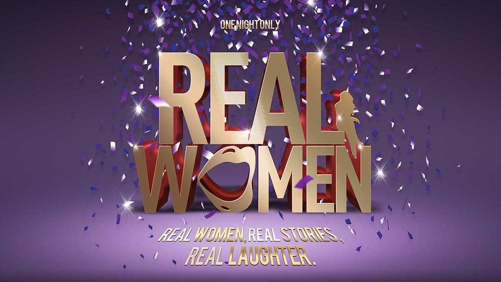 Poster Real Women