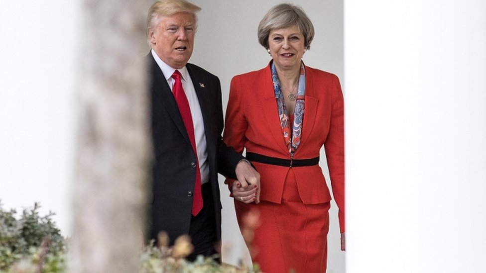 When Theresa met Donald: Will the US hold our hand now?