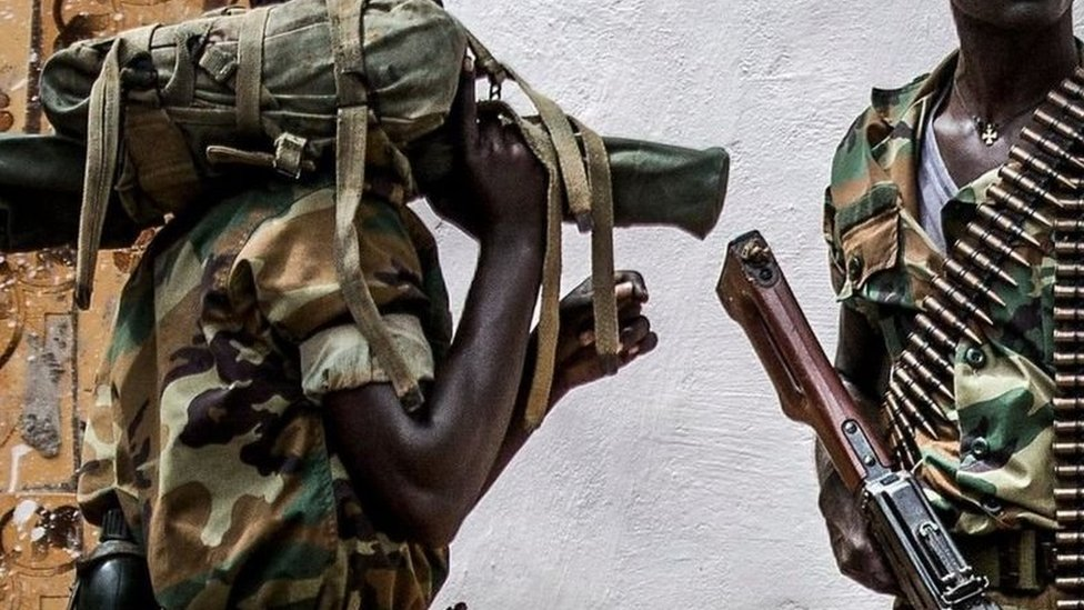 جنود إثيوبيين قالوا إنه تعرضوا للتمييز بسبب انتمائهم العرقي