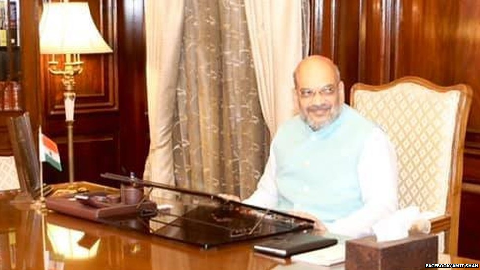 अमित शाह कश्मीर, नागरिकता विधेयक और नक्सल समस्या से कैसे निपटेंगे
