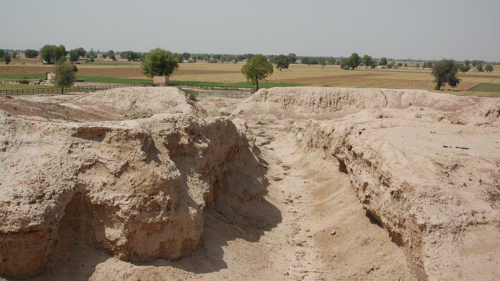 River departed 'before Indus civilisation emergence'