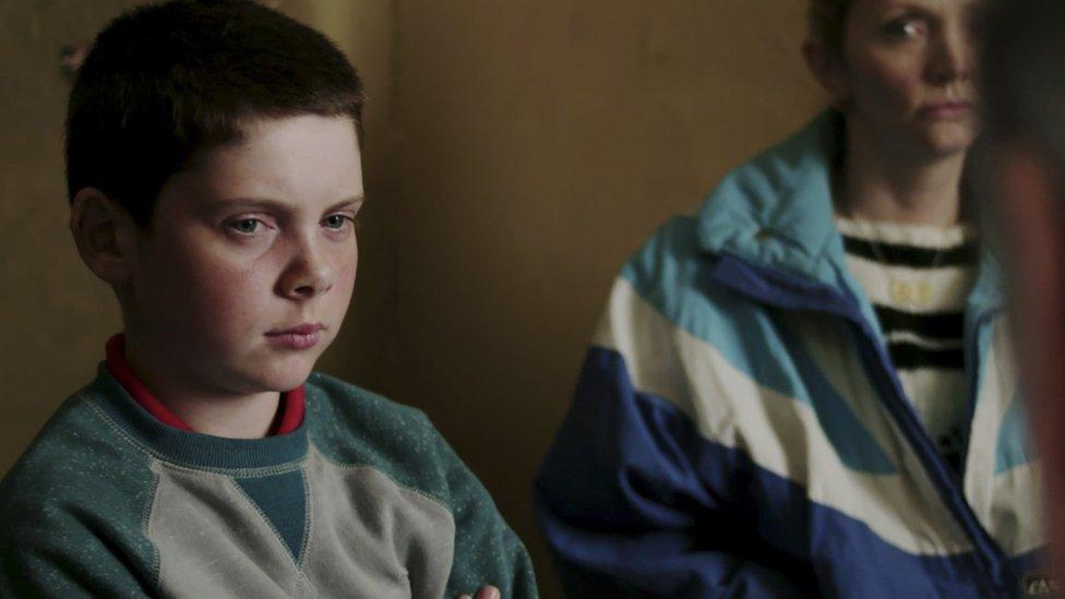 Imágenes de la película Detainment