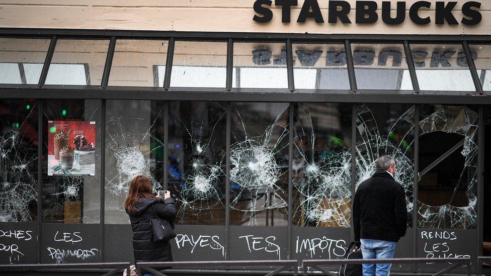Starbucks mağazası