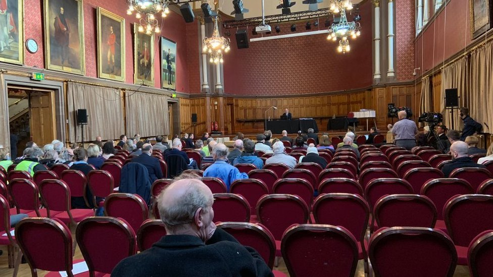 Public inquiry into IGas Ellesmere Port gas test plan opens