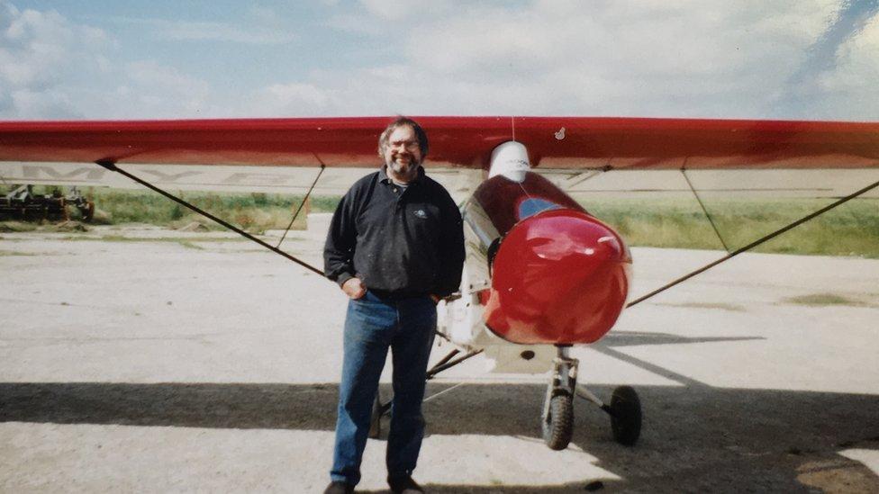 Suffolk inventor and creator of Brum Rex Garrod dies