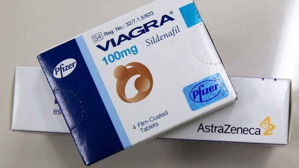 El Viagra comenzó como un tratamiento para la hipertensión.